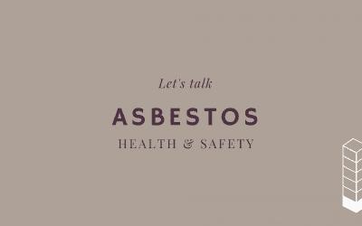 Let's Talk Asbestos